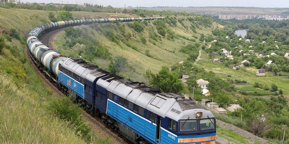 Поставка топлива железнодорожным транспортом