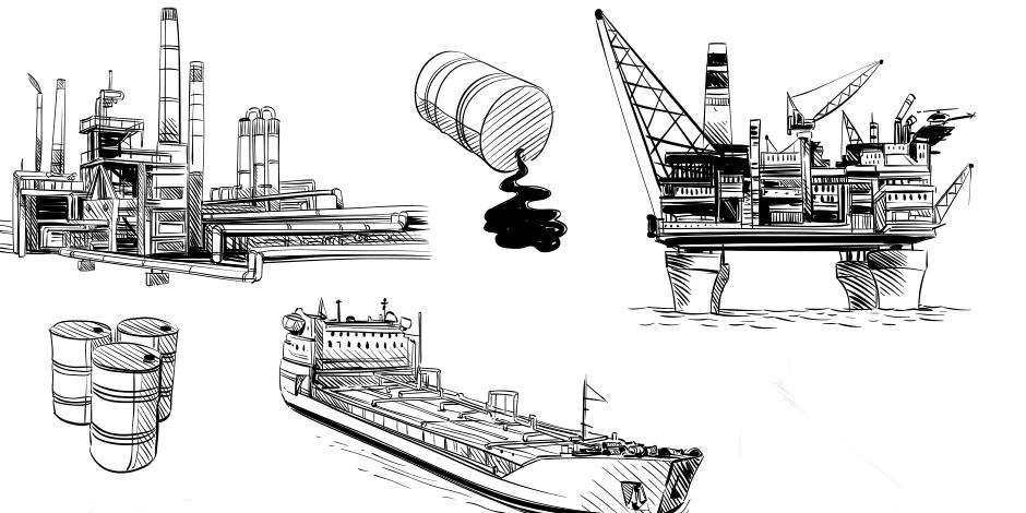 Дизельное топливо для судовой техники